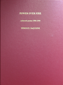 Power Over Fire (Cover)